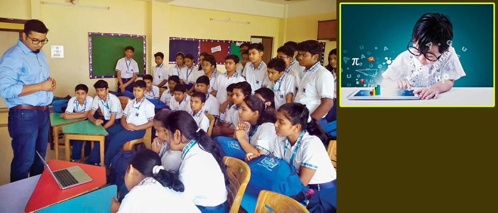 'Notebook' to also help visually challenged, dyslexic students in their studies