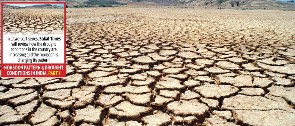 Over 30 pc of India reels under drought, says study