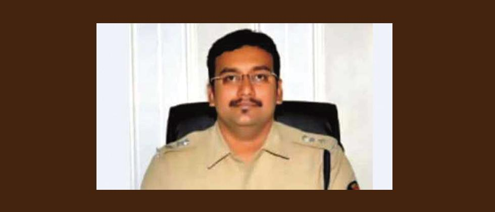 Deshmukh takes charge as Pune DCP (Traffic)