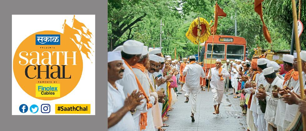Puneites welcome warkaris