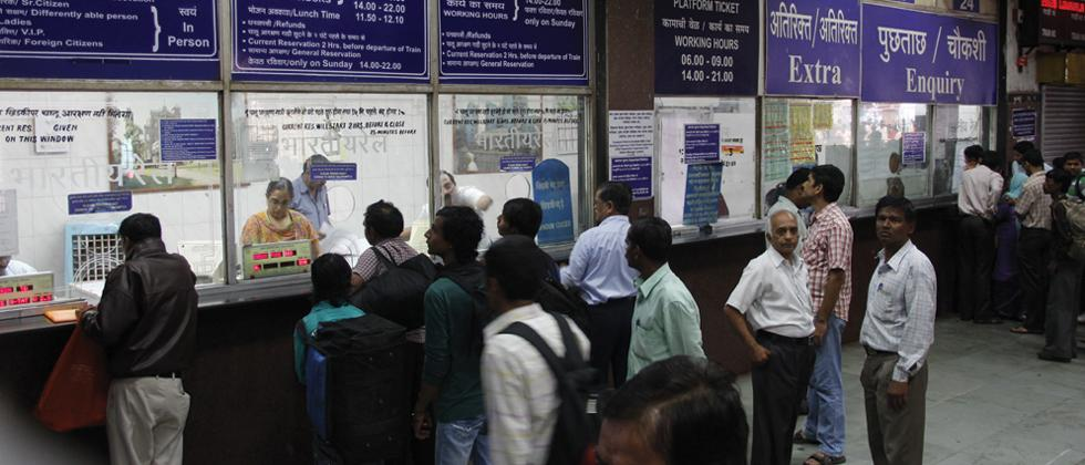 Rlys caught 1.13 L people travelling without ticket