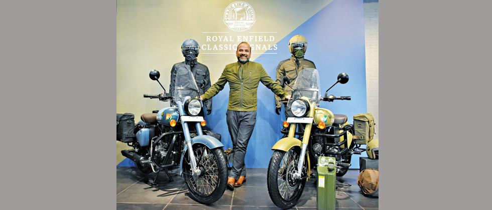 Royal Enfield launches Classic Signals 350