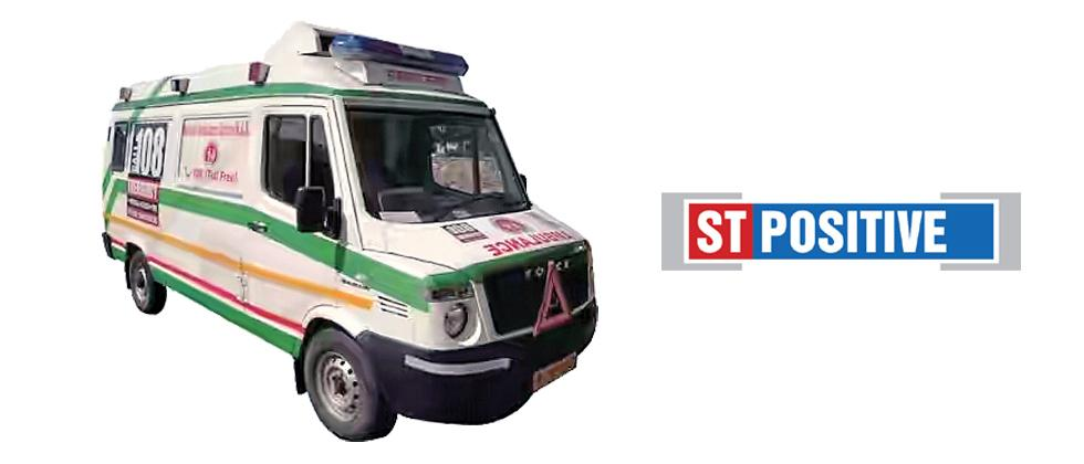 108 ambulance service helped 14L patients in 2018