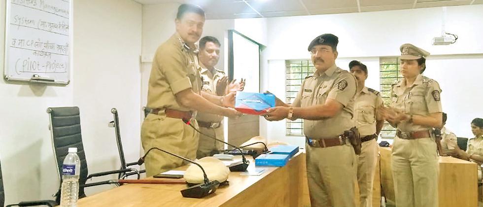 Pune police's SEVA to resolve grievances