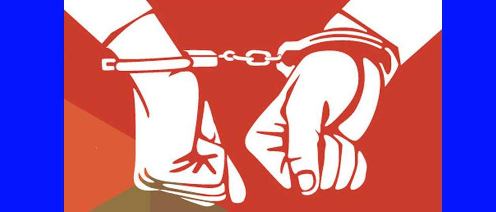 2 women held for creating a ruckus