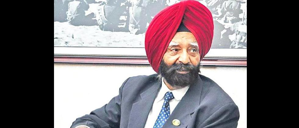 'Battle of Longewala' hero, Brigadier Chandpuri, passes away