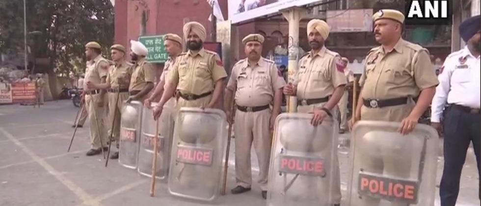 Protests against dilution of SC/ST Act hit Punjab, Haryana