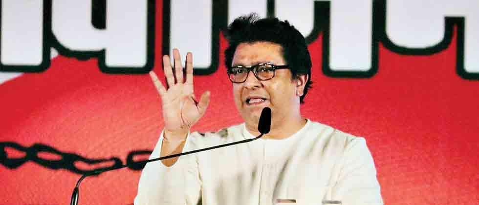 MNS chief uses PM Modi's speeches to criticise BJP