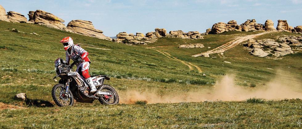Goncalves wins podium for Hero MotoSports Team