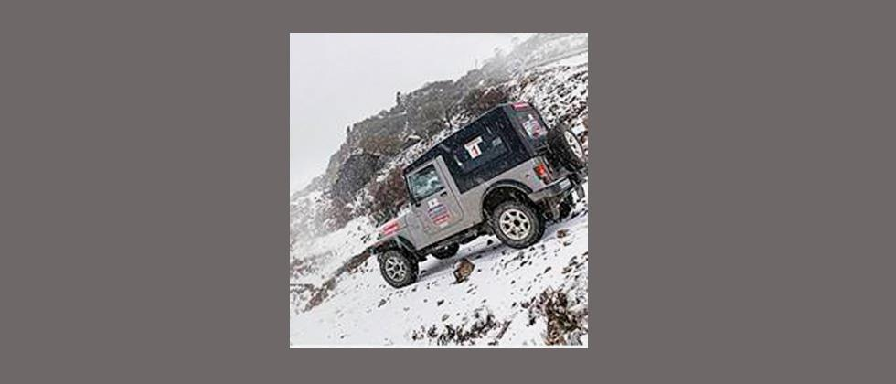 Mahindra SUVs head to Everest Base Camp