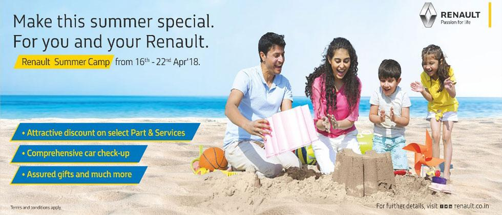 Renault Summer Camp