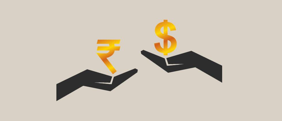 Rupee hits new low of 72.12, plunges 37 paise against US dollar