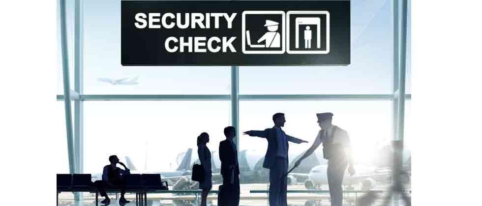 Foreigner arrested trying to breach airport security