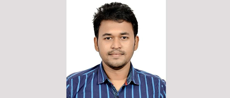 Pune-based civil engineer Shubham Rathod selected for Jagriti Yatra