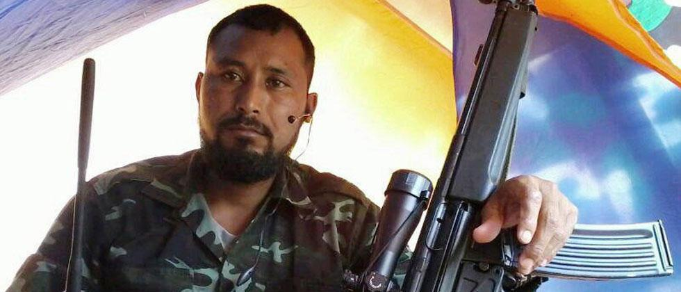 Meghalaya's most-wanted militant Sohan D Shira
