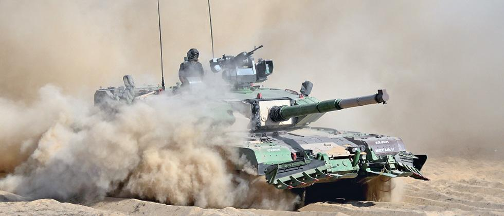 Defence Expo begins; major military firms showcase latest weapons and platforms