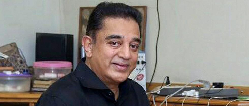 Kamal Haasan to launch party on Wednesday