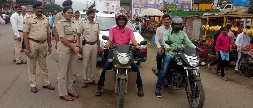 Breaking traffic rules saves only a few minutes, proves experiment