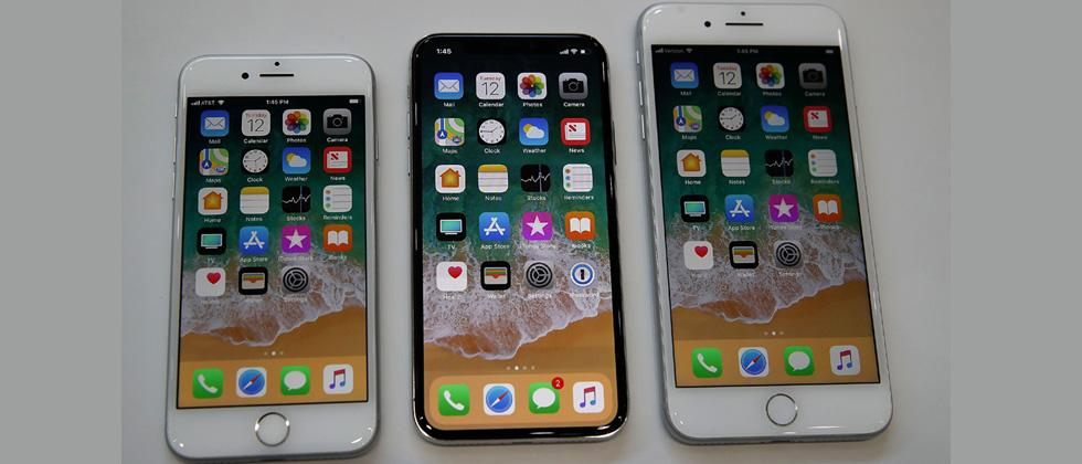 Apple lays claim to smartphone future with new iPhone X