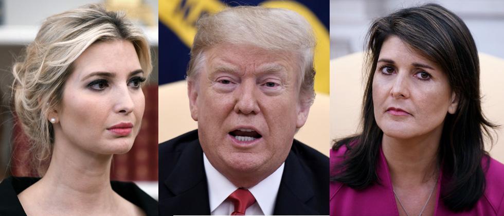 Trump says his daughter Ivanka would be dynamite at UN