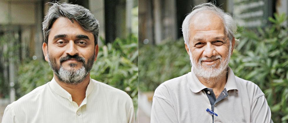 Ajit Abhyankar and Amit Narkar