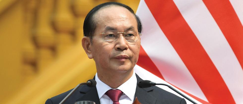 Vietnam President Tran Dai Quang passes away