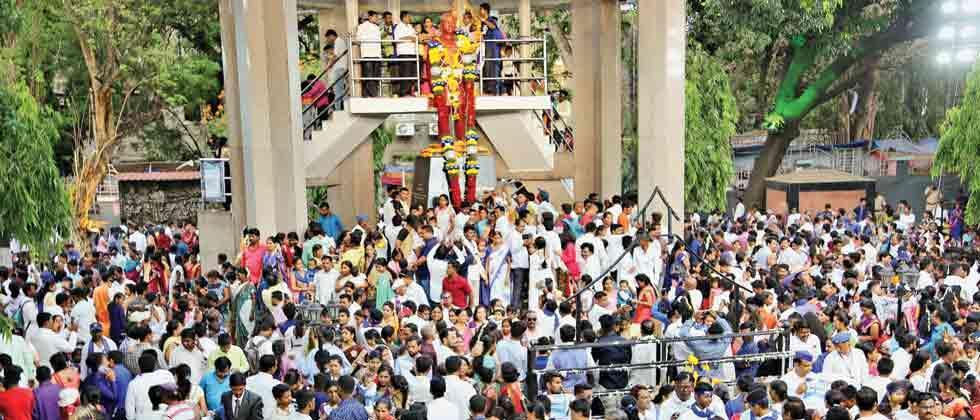 Dr Ambedkar Jayanti celebrated across city
