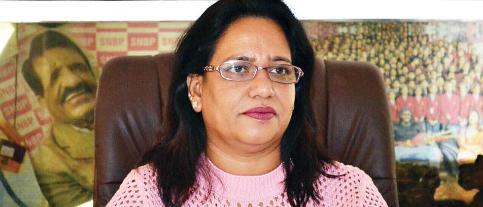 Dr Vrishali Bhosale