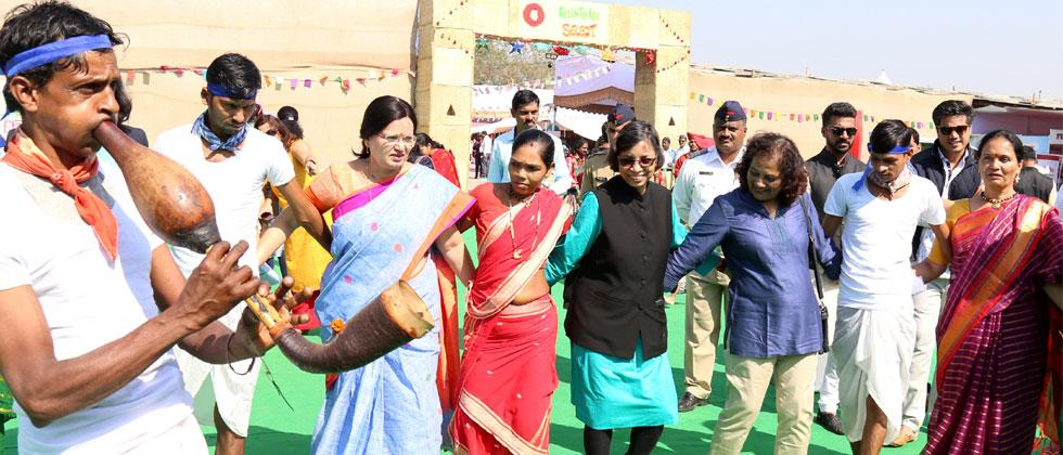 Bhimthadi Jatra inaugurated