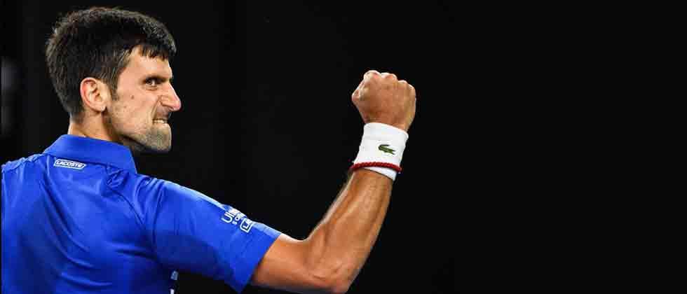 Dominant Djokovic wins magnificent seventh Australian Open