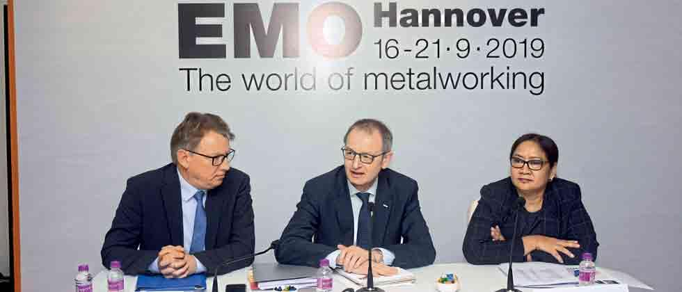 EMO Hannover 2019 to have special booths on IOT | Sakal Times