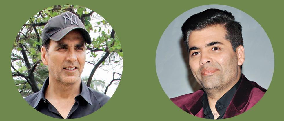 Akshay, Karan join hands for 'Kesari'