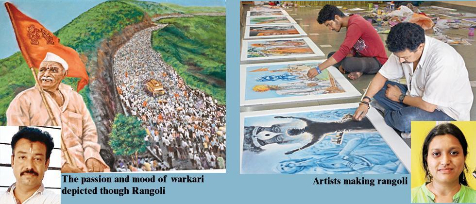 Colouring the waari
