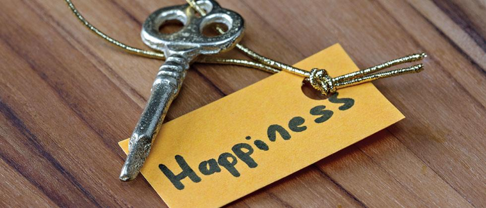 Identifying unhappiness markers is the most important step towards finding one's calling