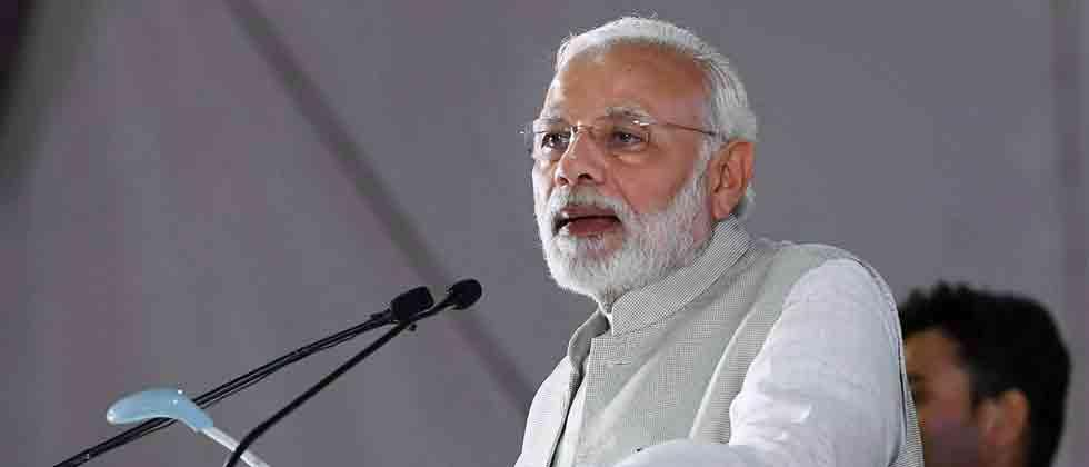 Modi slams Naidu, says he has failed to use Central funds
