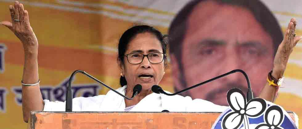 Mamata says unlike PM she does not ask for votes in soldiers name;claims BJP tally will not cross 100