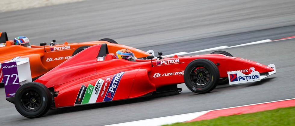 MMRT set for Formula 4 South-East Asia C'ship