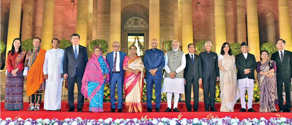 BIMSTEC preference indicates foreign policy focus of India