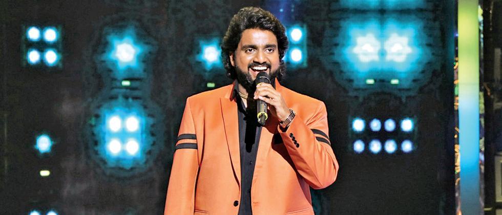 Sing with Adarsh Shinde