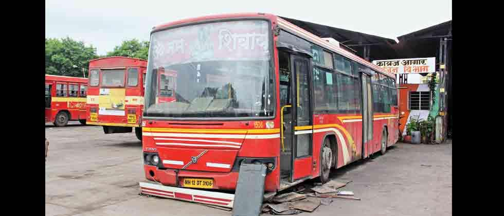 Crippled buses hurting PMPML & commuters