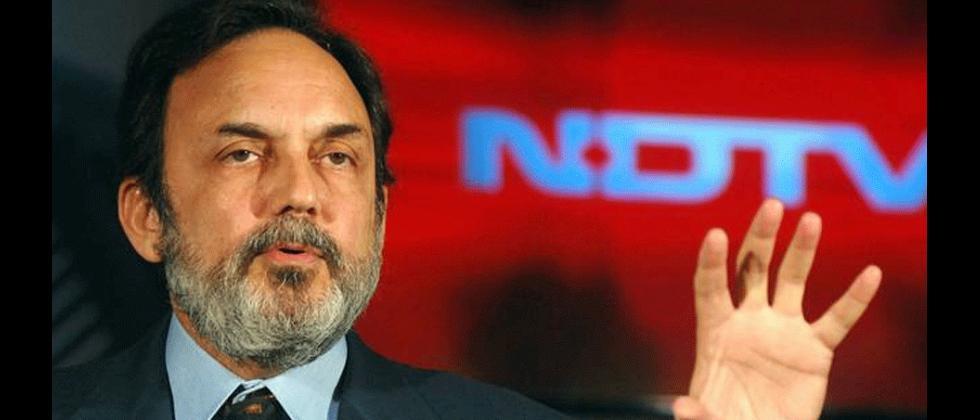 CBI books NDTV promoters Prannoy Roy, Radhika Roy for FDI rules violation