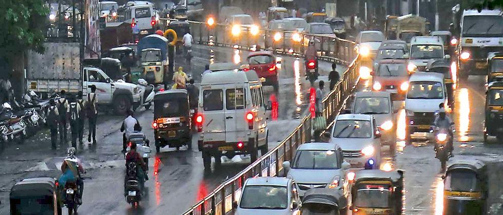 (File Photo) Rain and thundershowers in Pune, Cyclone Sagar heads for Oman
