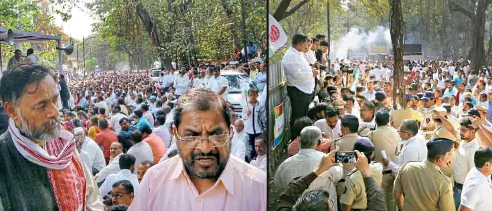 Raju Shetti pushes for fair and remunerative price again