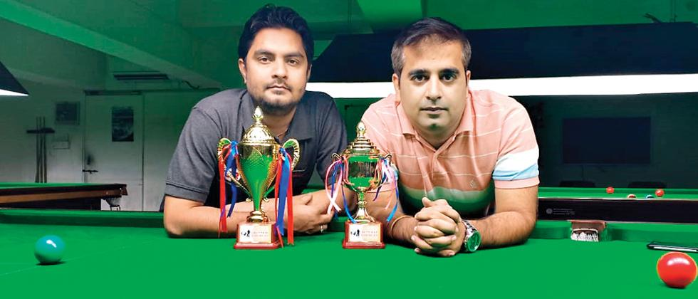 Mukund wins Cue Club Open ranking in style