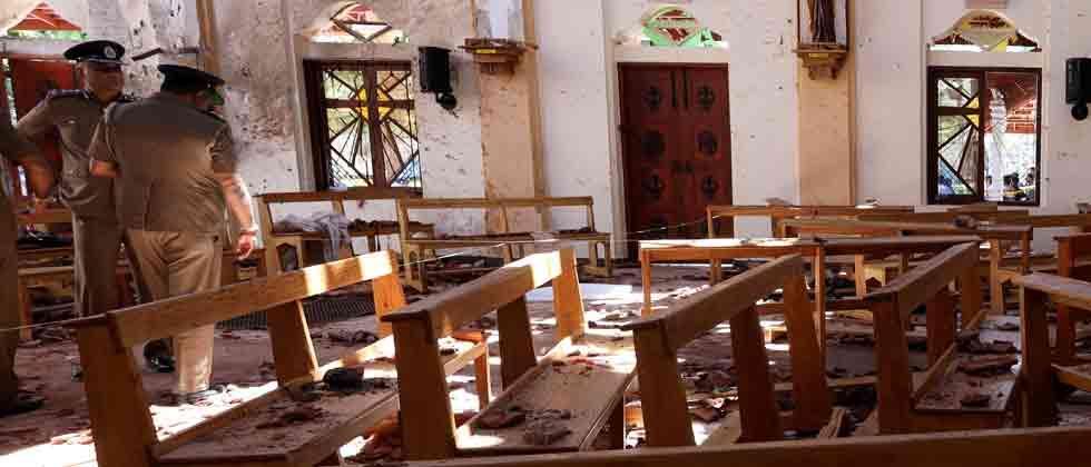 Sri Lanka identifies outfit behind blasts