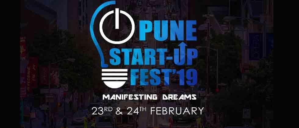 Pune Startup Fest 2019 starts from February 23
