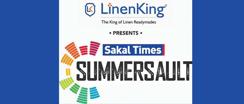 Sakal Times Summersault on April 28, 29 in Pune