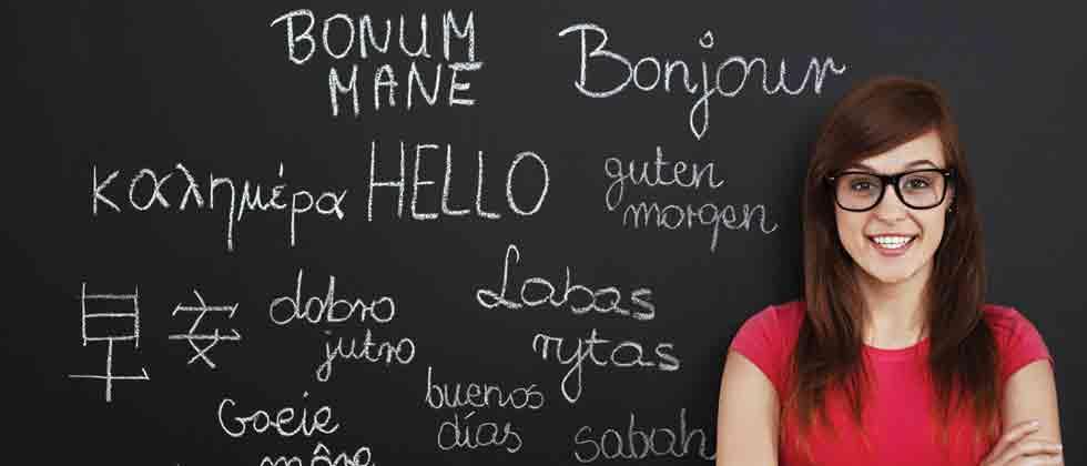 A foreign linguistics programme