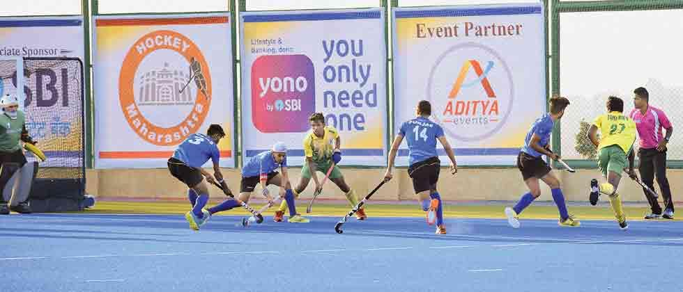 Punjab shocked by Tamil Nadu