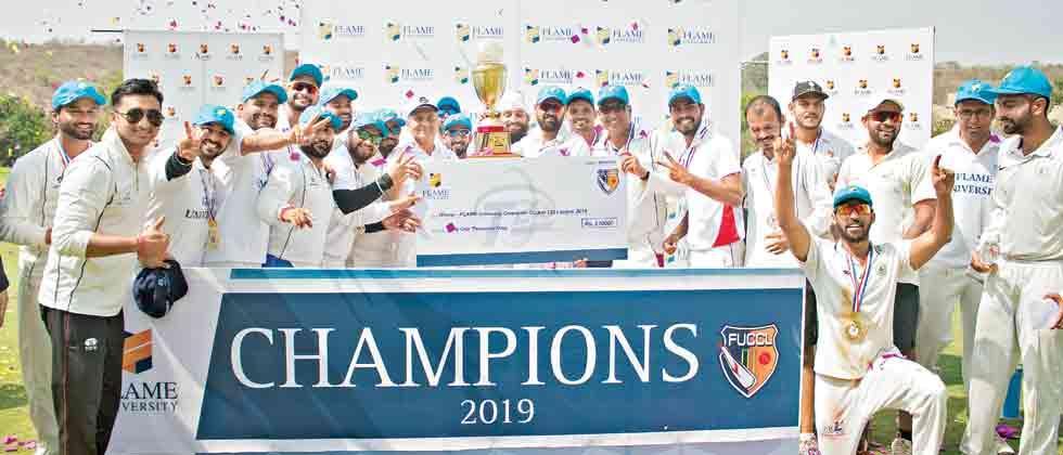 TCS wins FLAME 2019 title